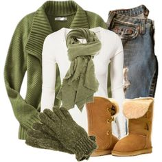 Fall Comfort, created by roniylea on Polyvore