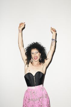 Terry Richardson did a great job with the shots. | 8 Beautiful Photos Of Jared Leto In Drag