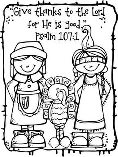 Thanksgiving Coloring Pages Thanksgiving Coloring Pages, Fall Coloring Pages, Thanksgiving Preschool, Bible Coloring Pages, Coloring Books, Bible Stories, Bible Story Crafts, Sunday School Crafts, School Fun