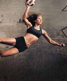 """""""We all fall; the key is knowing how to rise."""" Hope Solo- World Champion Soccer Player, USA"""