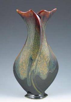 David and Sherry Hoffman I wish I had access to glazes like these
