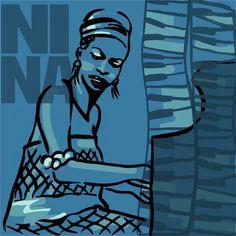 My favorite song and one of my all time favorite artists 3 Nina Simone – Feeling good 323625923208502695 Nina Simone, Soul Jazz, Jazz Music, Jazz Songs, Music Covers, Album Covers, Art Of Noise, Mood Indigo, Jazz Blues
