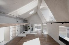 What a light and spacious room. FKI House by Urban Architecture Office  [Tokyo]