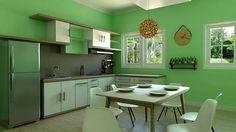 Model Kitchen Set Kecil