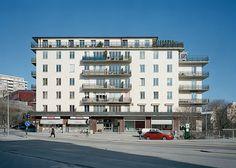 John Håkansson - Architect David Helldén: Bolindershus, Stockholm