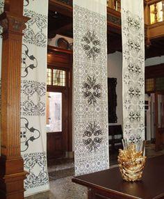 Textile panels