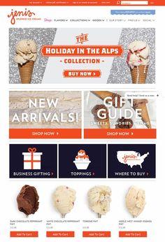 15 E-commerce Website Design for Your Inspiration
