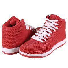Hoodboyz Glow High-Sneaker rot – STYLEKINGZZ