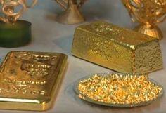 que es reciclaje oro