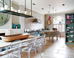 House in Notting Hill by interior designer Katrina Phillips.