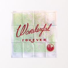 Best Made Company — Wonderful Forever, National Parks Series