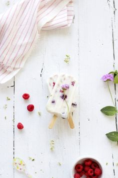 more berry icecream