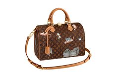 8a12844efe9f See Every Item From the Cat-Covered Louis Vuitton X Grace Coddington  Capsule Collection - Fashionista