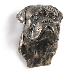 Bullmastiff dog hanging statue limited edition by ArtDogshopcenter