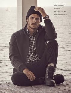 Top Models by Mariano Vivanco for Lord and Taylor #fashion #mensfashion #fashionphotography