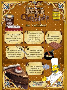 Tartas, Galletas Decoradas y Cupcakes: Paso a Paso Bakery Recipes, My Recipes, Sweet Recipes, Favorite Recipes, Nutella Oreos, Chocolates, Delicious Desserts, Yummy Food, Icing Recipe