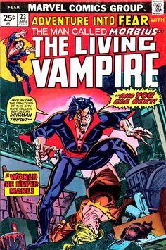The Living Vampire