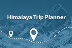 Himalaya Trip Planner