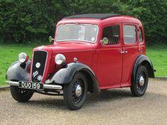 Retro Cars, Vintage Cars, Antique Cars, Mini Morris, Austin Cars, Automobile, Cars Uk, Old Classic Cars, Classic Motors