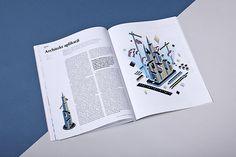 Editorial Design Inspiration: Futu Magazine