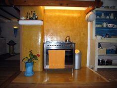 Tadelakt in der Küche tadelakt-profi.de