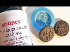 HOW TO MAKE Flexible molds WITH LIQUID SCULPEY ONLY!!!