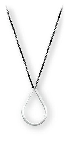 silver with ruthenium plated chain (black) Direct order here Charm Jewelry, Jewelry Box, Jewlery, Geometric Jewelry, Minimalist Jewelry, Necklace Set, Jewelry Design, Pendants, Sterling Silver