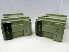 Wood Crates, Wood Boxes, Design Projects, Wood Projects, Military Box, Laser Tag, Custom Crates, Ammo Cans, Crate Storage