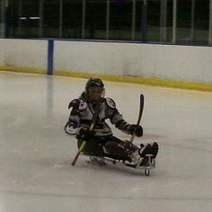 The Puck Stops Here: Accessible Sled Hockey