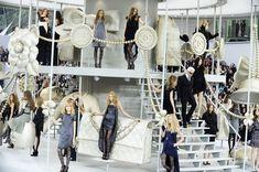 Catwalk Decor n'16: Chanel AW08.09 - Paris FW