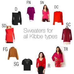 Sweaters for every Kibbe type by ithinklikeme on Polyvore featuring New York & Company, Cable & Gauge, Halston Heritage, Nordstrom, Proenza Schouler, Alice + Olivia, Brunello Cucinelli and KibbeTypes