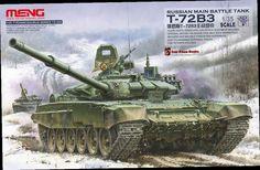 42.00$  Watch here - http://ali5b3.worldwells.pw/go.php?t=32691712622 - Meng 1/35 RUSSIAN MAIN BATTLE TANK T-72B3 #TS028