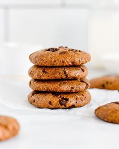 How good does this cookie recipe by @thegoodroots look? 🤤 She is running a competition on her page,  where you could stand a chance to win a our entire SuperFresch range and more 😍 . #fresch #yeschplease #recipe #chocolate #cookies Chocolate Cookies, Cookie Recipes, Competition, Range, Running, Desserts, Food, Recipes For Biscuits, Tailgate Desserts