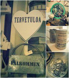 Keepsakes from Porvoo, Finland