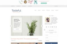 Tasteful Feminine WordPress Themes using the Genesis Framework