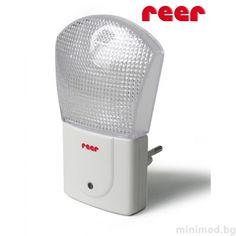 REER Нощна LED лампа със сензор - MiniMod Night Lamps, Led, Electronics, Consumer Electronics