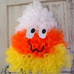 candy corn wreath Archives - Trendy Tree Blog