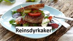 Norwegian Food, Wild Game Recipes, Tuna, Steak, Bacon, Sandwiches, Beef, Cooking, Norway