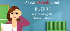 Worrying about being a loan default? Here are some default management tips to handle this situation with ease! For more details visit - http://buff.ly/28Izer4 ‪#‎Ruloans‬ ‪#‎BorrowRight‬