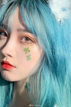 Aesthetic Makeup, Aesthetic Girl, Very Pretty Girl, Lolita Cosplay, Ulzzang Korean Girl, Model Face, China Girl, Cute Girl Face, Girls World