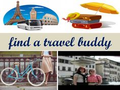 find a travel buddy  Here we provided the best partner or buddy for you for a traveling by which you will enjoy your trip. So if you want to find a travel buddy then quickly visit our site http://findtravelcompanions.com/travel-buddy-travel-bookings/