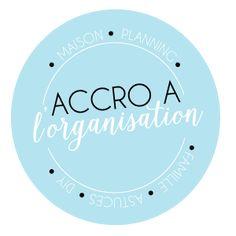 Accueil - Accro à l'Organisation