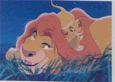 Walt Disney's The Lion King - Simba & Mufasa the promise