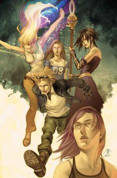 Runaways screenshots, images and pictures - Comic Vine