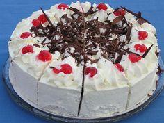 Šlag torta s želatinom i tri fila Cupcakes, Mini Cheesecakes, Tiramisu, Camembert Cheese, Sweets, Ethnic Recipes, Food, Mindset, Count