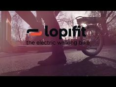 This is the new 2016 Promo Video for Lopifit, the Walking Electric Bike. You can see more information at: www.LopifitUS.com.