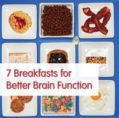 We break down breakfast into its most essential parts for optimal brain performance. Check out these simple hacks to boost your brain function.