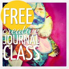 free art journaling classes