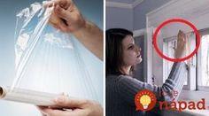 Používate túto fóliu len v kuchyni? V skutočnosti dokáže omnoho viac, ako si myslíte!
