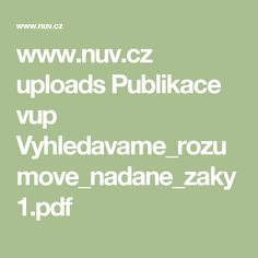 www.nuv.cz uploads Publikace vup Vyhledavame_rozumove_nadane_zaky1.pdf